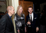 JOHN;  LISA GREIG; GORD RAY;, Wallpaper Design Awards 2012. 10 Trinity Square<br /> London,  11 January 2011.