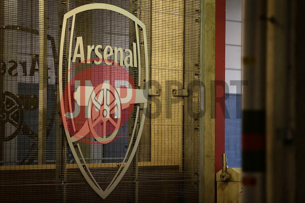 Arsenal, Emirates Stadium - Mandatory byline: Jason Brown/JMP - 07966386802 - 09/01/2016 - FOOTBALL - Emirates Stadium - London, England - Arsenal v Sunderland - The Emirates FA Cup