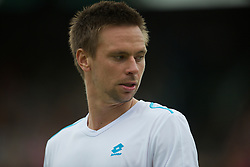 LONDON, ENGLAND - Monday, June 22, 2009: Robin Soderling (SWE) during his Gentleman's Singles 1st Round match on day one of the Wimbledon Lawn Tennis Championships at the All England Lawn Tennis and Croquet Club. (Pic by David Rawcliffe/Propaganda)
