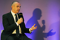 Rugby Union - 2018 Natwest Six Nations Launch Press Conference - Syon Park Hilton<br /> <br /> Italy coach Conor O'Shea.<br /> <br /> COLORSPORT/ANDREW COWIE