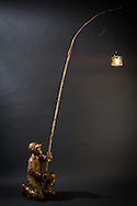 Natanel Gluska's Fisherman Lamp