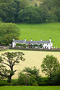 Travellers Rest pub hotel near Grasmere in the Lake District National Park, Cumbria, UK