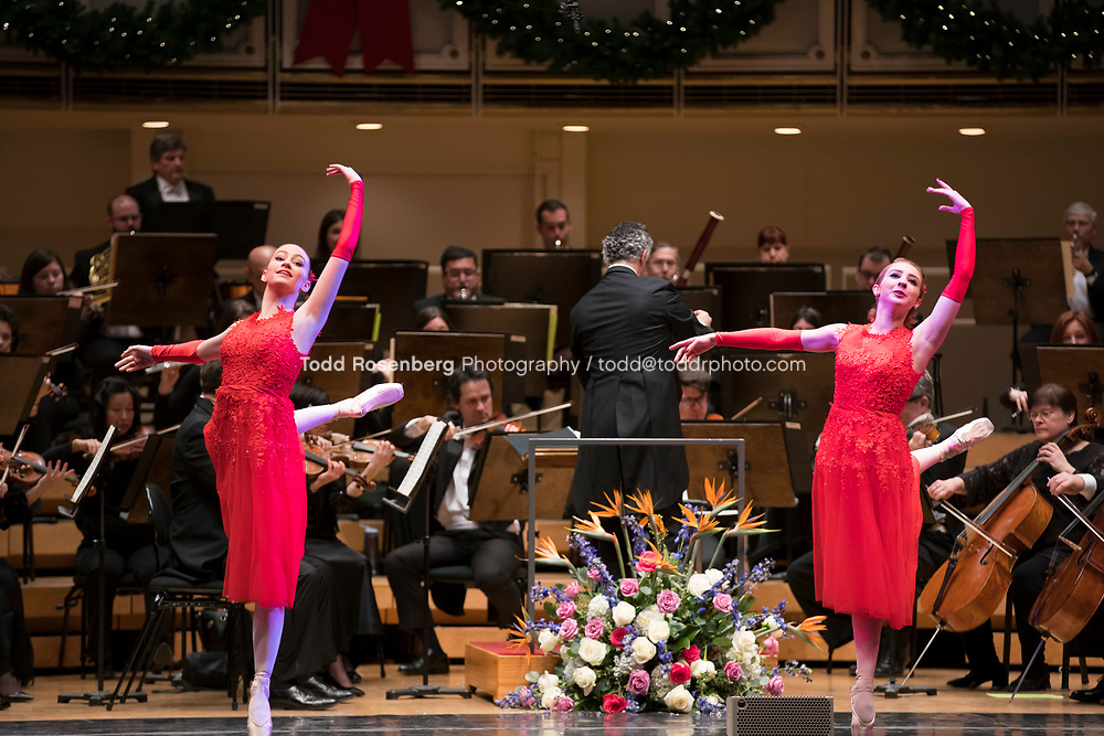 12/30/17 2:47:21 PM -- Chicago, IL, USA<br /> Attila Glatz Concert Productions' &quot;A Salute to Vienna&quot; at Orchestra Hall in Symphony Center. Featuring the Chicago Philharmonic <br /> <br /> &copy; Todd Rosenberg Photography 2017