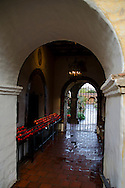The Narthex, Mission San Juan Capistrano