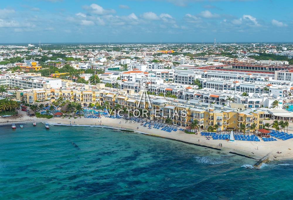 Grand Porto Resort. Playa del Carmen. Mexico.