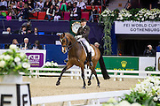 Marcela Krinke Susmeij - Smeyers Molberg<br /> Reem Acra FEI World Cup Final 2013<br /> © DigiShots