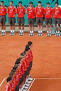 Roland Garros. Paris, France. June 9th 2007...