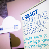 Brussels, Belgium 9 October 2014<br /> Urban Development Network conference.<br /> Photo: Ezequiel Scagnetti