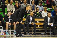 J.D JACKSON / TJ PARKER / Nordine GHRIB  - 29.12.2014 - Lyon Villeurbanne / Le Havre - 16e journee Pro A<br />Photo : Jean Paul Thomas / Icon Sport