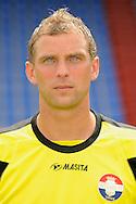 Tilburg -  Bjorn Sengier, speler van Willem II, eredivisie, seizoen 2008 - 2009. ANP PHOTO ORANGEPICTURES BART BEL