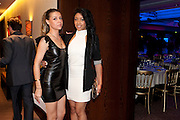 INDIGO LUCAS-BOX; SAMIRA IBRAHIM, The London Bar and Club awards. Intercontinental Hotel. Park Lane, London. 6 June 2011. <br /> <br />  , -DO NOT ARCHIVE-© Copyright Photograph by Dafydd Jones. 248 Clapham Rd. London SW9 0PZ. Tel 0207 820 0771. www.dafjones.com.