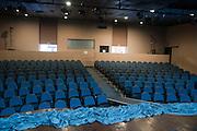 El Teatro el Círculo de Panamá fue creado en septiembre de 1979 por la Asociación del Teatro en Círculo de Panamá. Panamá, 25 de abril de 2012. (Victoria Murillo/Istmophoto)