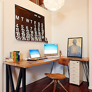 ​RESIDENTIAL: BARKER BLOCK: ​MODERN LOFT STAGING, DOWNTOWN, LOS ANGELES​