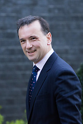 Downing Street, London, March 21st 2017. Welsh Secretary Alun Cairns attends the weekly cabinet meeting at 10 Downing Street.