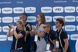 De Luca Lorenzo, ITA, Irenice Horta, Team Italy<br /> World Equestrian Games - Tryon 2018<br /> © Hippo Foto - Dirk Caremans<br /> 23/09/2018