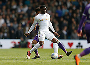 Leeds United forward Caleb Ekuban during the EFL Sky Bet Championship match between Leeds United and Bolton Wanderers at Elland Road, Leeds, England on 30 March 2018. Picture by Paul Thompson.
