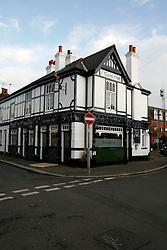 UK ENGLAND LONDON 13DEC11 - TheRoyal Oak pub on a corner of the Brentford stadium in west London...jre/Photo by Jiri Rezac....© Jiri Rezac 2011