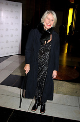 Designer BETTY JACKSON at the 2004 British Fashion Awards held at Thhe V&A museum, London on 2nd November 2004.<br /><br />NON EXCLUSIVE - WORLD RIGHTS