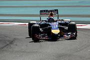 November 21-23, 2014 : Abu Dhabi Grand Prix. Sebastian Vettel (GER), Red Bull-Renault