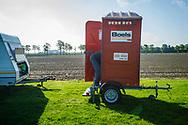 Foto: Gerrit de Heus. 's-Heer Arendskerke. 10-09-2017. Nederlands Kampioenschap (NK) Drone Race.