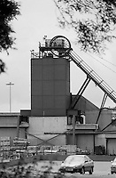 Denby Grange Colliery, Netherton. British Coal Barnsley Area. October 1991.