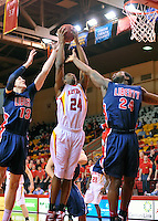 VMI Keydets douse Liberty Flames, 71-57