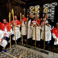 Le Confraternite della Corsica onorano la Madonna de Noantri