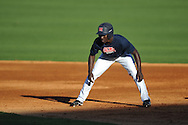 Senquez Golson at Ole Miss baseball practice at Oxford-University Stadium  in Oxford, Miss. on Thursday, February 2, 2012.