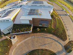 , Sunday, Oct. 18, 2015 at Locust Trace AgriScience Center in Lexington. <br /> <br /> Locust Trace AgriScience Center is the newest career and technical high school with energy and environment being key factors in the facility design and agriculture being the educational focus.<br /> <br /> The school is designed to be net-zero in energy through the use of photovoltaic solar panels and net-zero in waste disposal through the utilization of constructed wetlands.