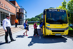 Team events at Day 3 of 16th Slovenia Open - Thermana Lasko 2018 Table Tennis for the Disabled, on May 10, 2019, in Dvorana Tri Lilije, Lasko, Slovenia. Photo by Grega Valancic / Sportida