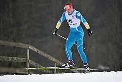 REPTYUKH Ihor, UKR at the 2014 IPC Nordic Skiing World Cup Finals - Long Distance