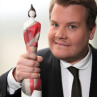 The BRIT Awards 2011 Host James Corden