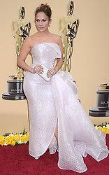 Mar 07, 2010 - Los Angeles, California, USA -  Singer/Actress JENNIFER LOPEZ   at the  82nd Academy Awards held at the Kodak Theater. (Credit Image: © Paul Fenton/ZUMA Press)