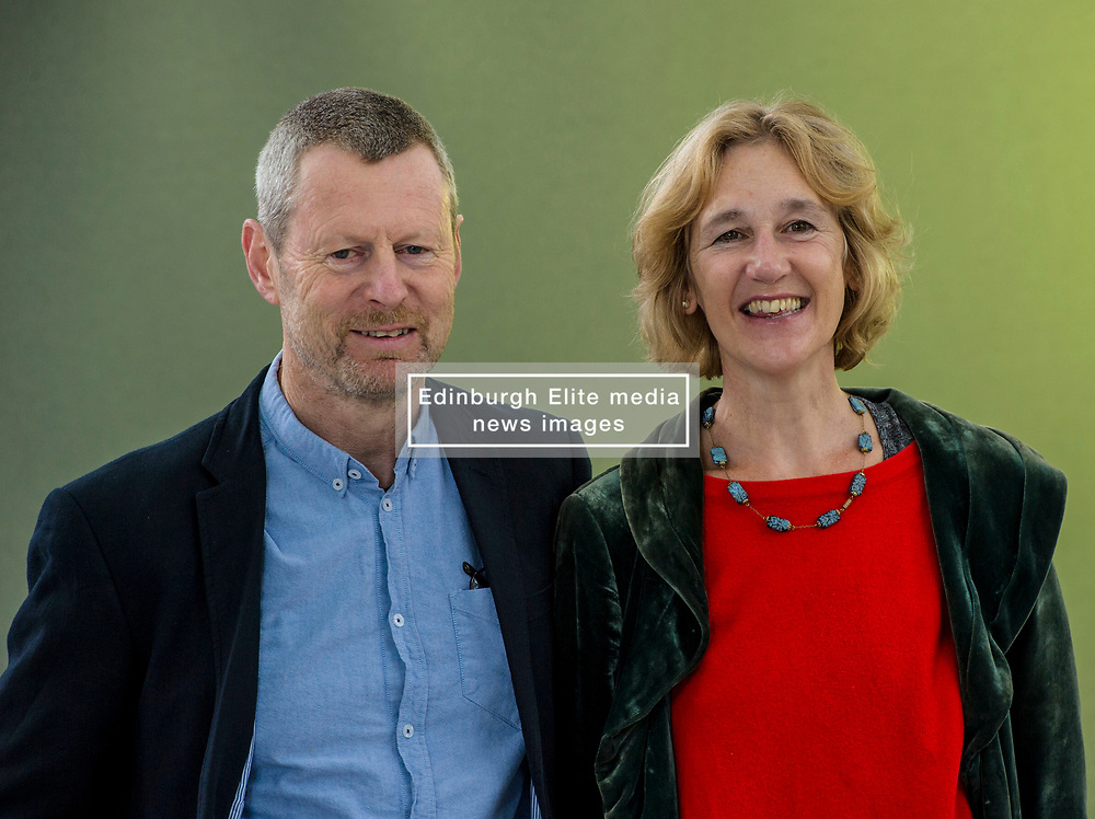 Pictured: Piers Dixson and Fiona Watson<br /> <br /> Piers Dixon lives in Innerleithen. He has excavated on both urban and rural medieval sites in the Borders, and now works in Edinburgh for the Royal Commission on the Ancient and Historical Monuments of Scotland. He is also a member of the Institute of Field Archaeologists and a Fellow of the Society of Antiquaries of Scotland.<br /> <br /> Fiona Watson is a Scottish historian and television presenter. She is best known for her 2001 BBC series In Search of Scotland.<br /> <br /> Watson originates from Dunfermline, and now lives in Braco. She obtained her degree in Medieval History from the University of St. Andrews, followed by a Ph D from the University of Glasgow. She is a Research Fellow of the University of Dundee, and was the first Director of the Centre for Environmental History at the University of Stirling, where she was a senior lecturer in history. She is also a research consultant at the Centre for History of the University of the Highlands and Islands.