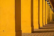 The Vaults, old military headquarters (XVIII century), Cartagena de Indias, Bolivar Department,, Colombia, South America..