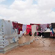Jordan. Za'atri Camp for Syrian Refugees
