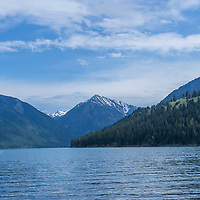 Wallowa Lake in Joseph, Oregon