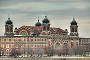 Ellis Island, New York Exterior