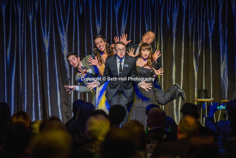 Event photography for Theatre Squared in Fayetteville, Arkansas.