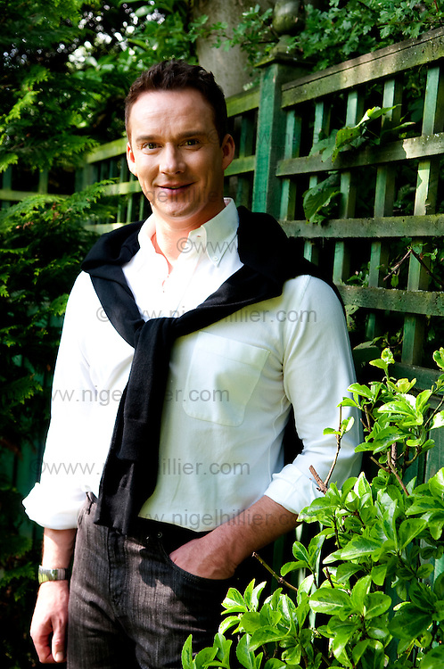 Russell Watson, shot for the sunday times.2010