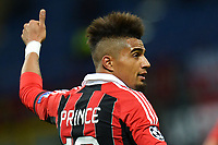 "Kevin Prince Boateng Milan<br /> Milano 6/11/2012 Stadio ""Giuseppe Meazza - San Siro""<br /> Football Calcio 2012/2013 Champion League Group Stage group C<br /> Milan Vs Malaga<br /> Foto Andrea Staccioli Insidefoto"