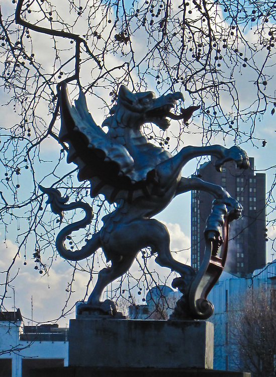 The Griffin of London