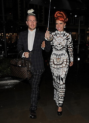 Paloma Faith attends LFW: Matthew Williamson - s/s 2014 catwalk show in London 15/09/2013<br />BYLINE MUST READ : GOTCHAIMAGES.COM<br /><br />Copyright by © Gotcha Images Ltd. All rights reserved.<br />Usage of this image is conditional upon the acceptance <br />of Gotcha Images Ltd, terms and conditions available at<br />www.gotchaimages.com