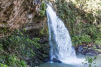 Waterfall Cascada Blanca of Matagalpa  in Nicaragua