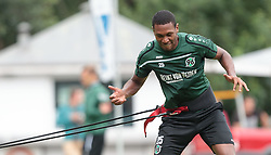 24.07.2015, Sportplatz Buergerau, Saalfelden, AUT, Trainingslager, Hannover 96, im Bild Marcelo (Hannover 96) // during the Trainingscamp of German Bundesliga Club Hannover96 at the Sportplatz Buergerau in Saalfelden, Austria on 2015/07/24. EXPA Pictures © 2015, PhotoCredit: EXPA/ JFK