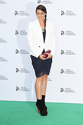 © Licensed to London News Pictures. Marion Bartoli at the Novak Djokovic Foundation London gala dinner, The Roundhouse, London UK, 08 July 2013. Photo credit: Richard Goldschmidt/LNP
