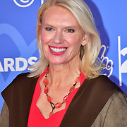 Anneka Rice attends BBC1's National Lottery Awards 2019 at BBC Television Centre, 101 Wood Lane, on 15 October 2019, London, UK.