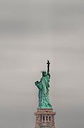 Statue of Liberty, Liberty State Park, NJ.