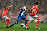 20120302: LISBON, PORTUGAL - Liga Zon Sagres 2011/2012: SL Benfica vs FC Porto.<br /> In photo: Pablo Aimar and<br /> PHOTO: Alexandre Pona/CITYFILES