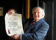 Freedom of Galway City On President Michael D Higgins